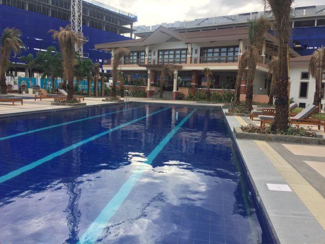 2BR RFO Condo Unit Near Eastwood Ateneo Ayala Mall LRT Resort-Type Condominium - 9