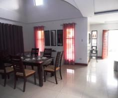 2-Storey 3Bedroom Furnished House & Lot For Rent In Angeles City - 1