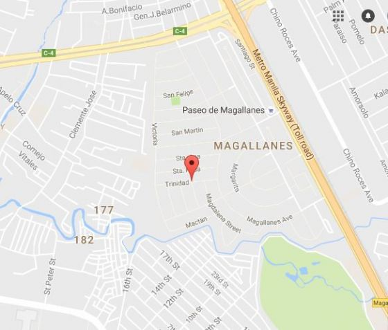 3 bedroom House and Lot fo Rent in Magallanes, Makati, Code: COJ-HL - 348CC - 0