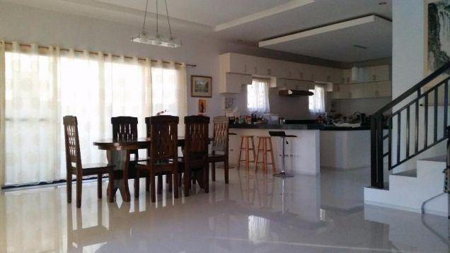 4BR Fully furnished House for rent near Clark - 70K - 0