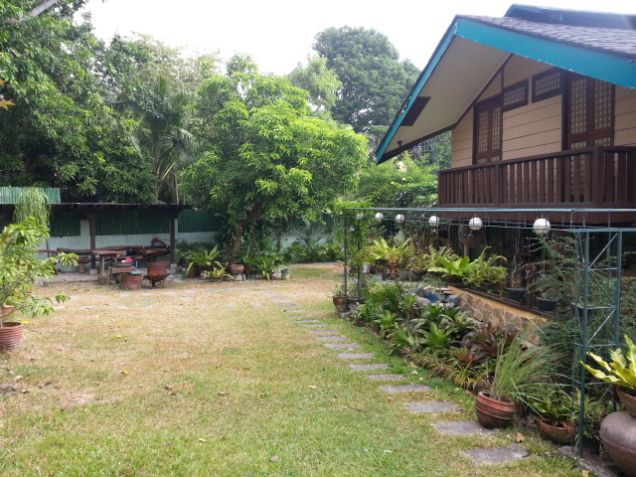 Vacant Lot for Sale in San Jose Village, Alabang, Muntinlupa - 1