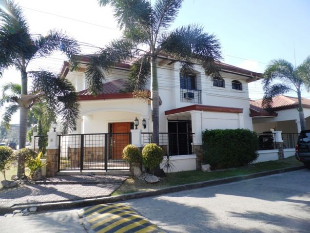 2-Storey House and Lot for Rent in Balibago Angeles City Near Marquee Mall - 0