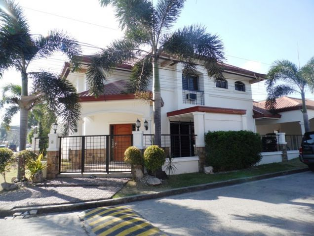 TWO Storey Furnished House & Lot For RENT In Balibago Angeles City - 0