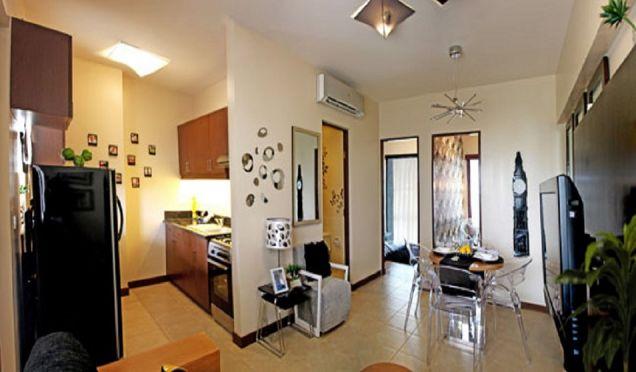 2 Bedroom For Sale, Atrium Floor, Rhapsody Residences. Muntinlupa, NAIA - 1