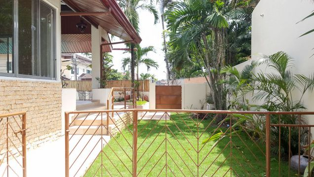 4 Bedroom House for Rent with Swimming Pool in Cebu City Banilad - 8