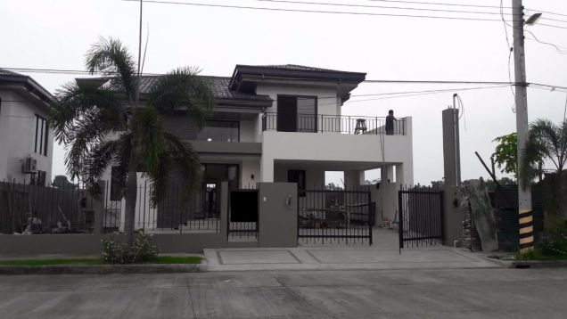 Brand New House And Lot For Rent In Amsic With Swimming Pool - 2