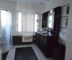 3 Bedrooms House For Rent with Swimming Pool Located at Timog Park - 0