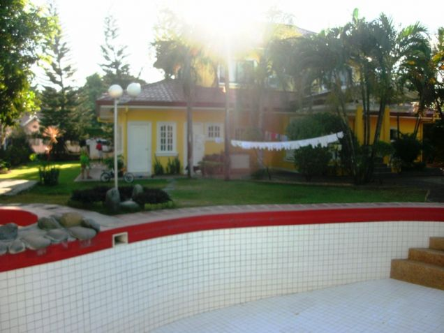 2 Storey with Swimming Pool House and Lot for RENT in Mabalacat Pampanga - 6