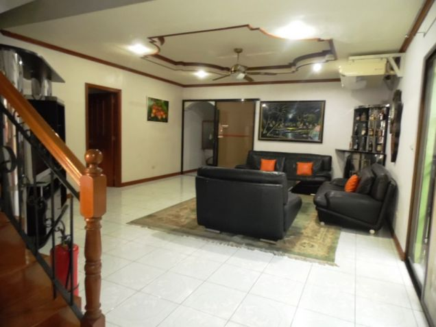 6 Bedroom W/ Pool Semi-Furnished House & Lot For RENT In Angeles City Near To Clark Free Port Zone - 8