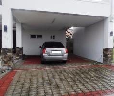 House and lot with Lap pool FOR RENT @110K - 1