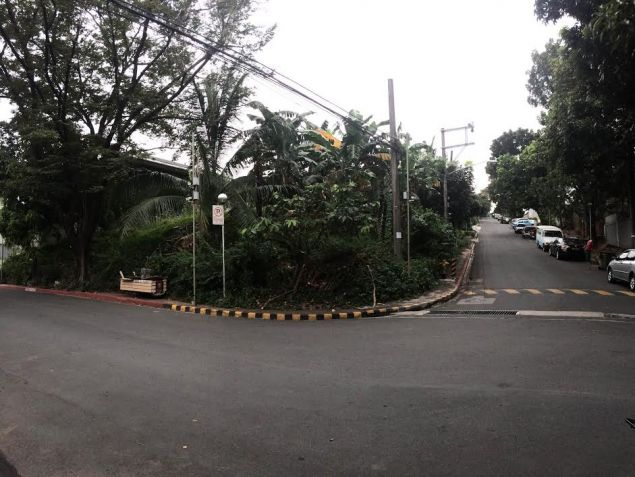 White Plains Corner Lot for Sale in Quezon City - 0