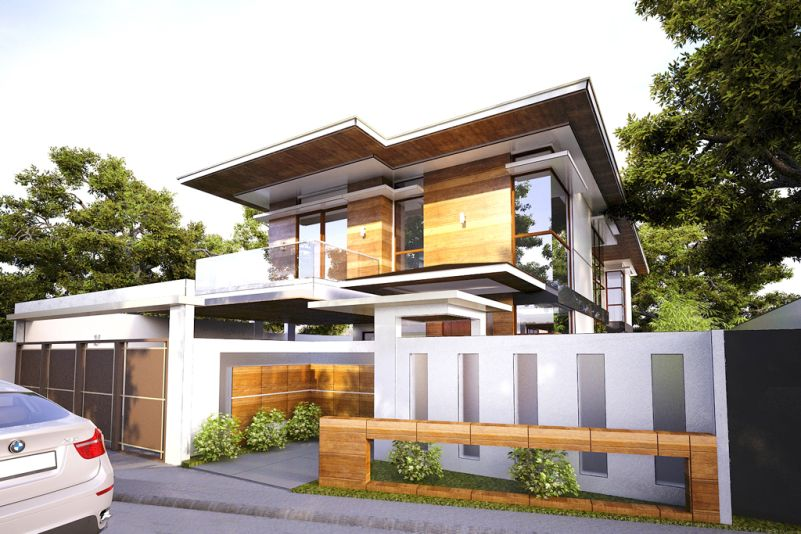 House And Lot For Sale In Filinvest 2 Batasan Hills Commonwealth Quezon City With Swimming Pool
