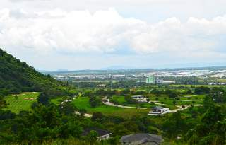 Ayala Greenfield Estates - vacant lot unobstructed scenery view